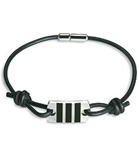 JBB005-L Shake Up Black Bracelet