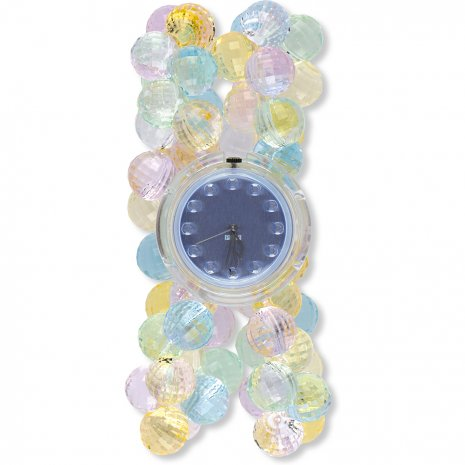 Swatch Crystal Summer Small relógio