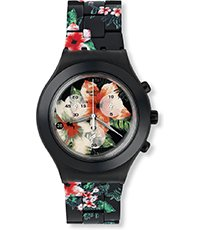 SVCF4002AG Flower Breeze 43mm