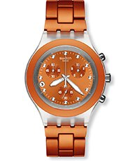 SVCK4051AG Full-Blooded Naranja 43mm