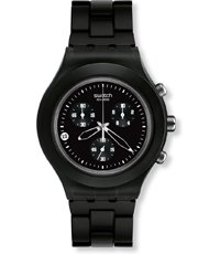 SVCF4000AG Full-Blooded Smokey Black 43mm