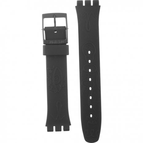 Swatch GB249 Midnight Magi Bracelete