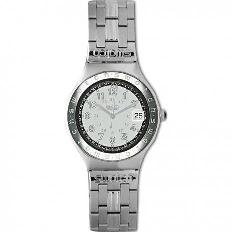 Swatch Happy Joe Light Grey Usa relógio