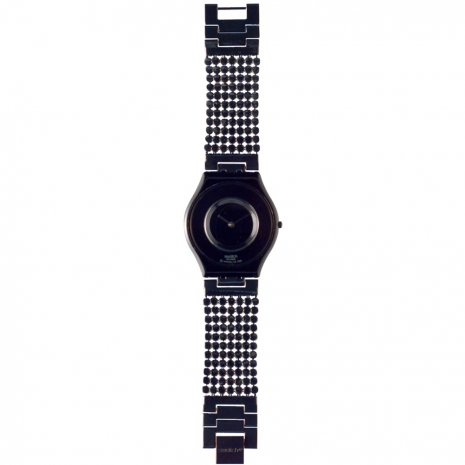 Swatch Paved In Black Large relógio